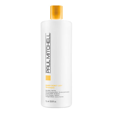 Paul Mitchell Baby Don't Cry Shampoo 1Ltr
