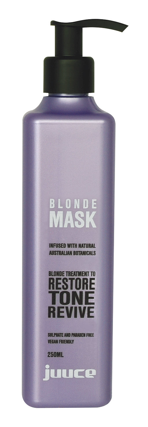 Juuce Blonde Mask 250ml