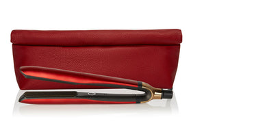 ghd Deep Scarlet Platinum + Gift Set
