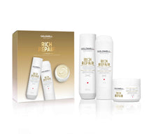 Load image into Gallery viewer, Goldwell Dual Senses Rich Repair Trio