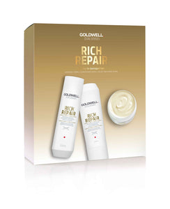 Goldwell Dual Senses Rich Repair Trio