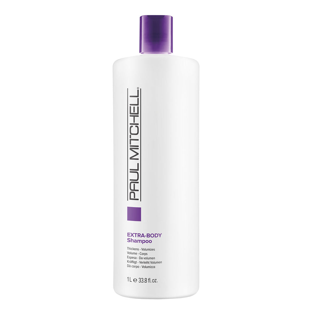 Paul Mitchell Extra Body Shampoo 1Ltr