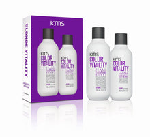 Load image into Gallery viewer, Kms Colour Vitality Blonde Duo