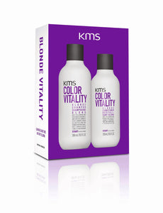 Kms Colour Vitality Blonde Duo
