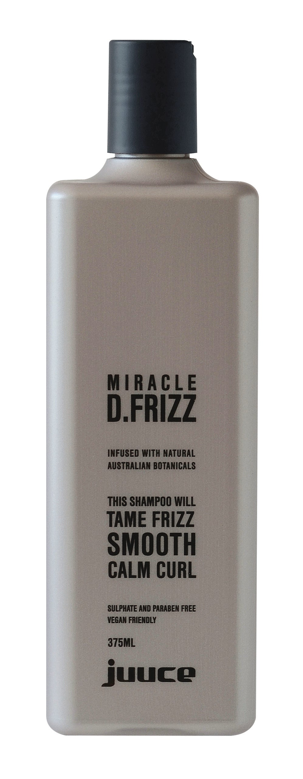 Juuce Miracle D Frizz Shampoo 375ml