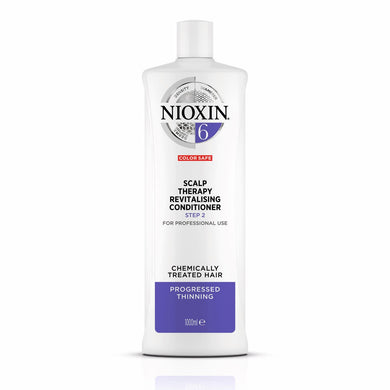 Nioxin System 6 Scalp Therepy Revitalizing Conditioner 1L