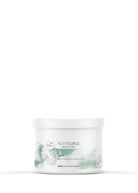 Wella Nutricurls Waves & Curls Mask 500ml