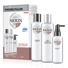 Load image into Gallery viewer, Nioxin System 3 Hair System Kit