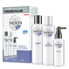 Load image into Gallery viewer, Nioxin System 5 Hair System Kit