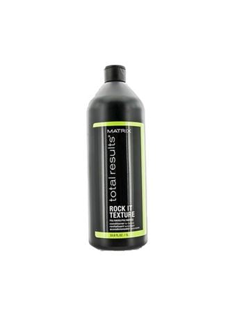 Matrix Total Results Rock It Texture Conditioner 1L