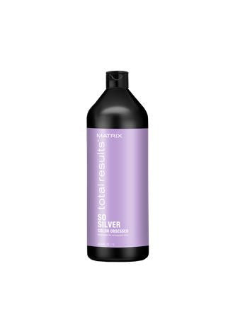 Matrix Total Results Color Obsessed So Silver Shampoo 1L