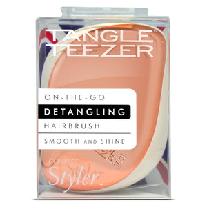 Tangle Teezer Compact Rose Gold