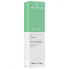 Load image into Gallery viewer, De Lorenzo Tricho Scalp Control Toner 125ml