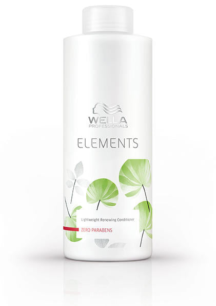Wella Elements Conditioner 1ltr
