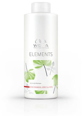 Wella Elements Shampoo 1Ltr