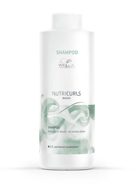 Wella Nutricurls Waves Shampoo 1ltr
