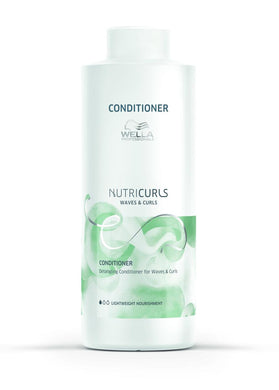 Wella Nutricurls Waves & Curls Conditioner 1ltr