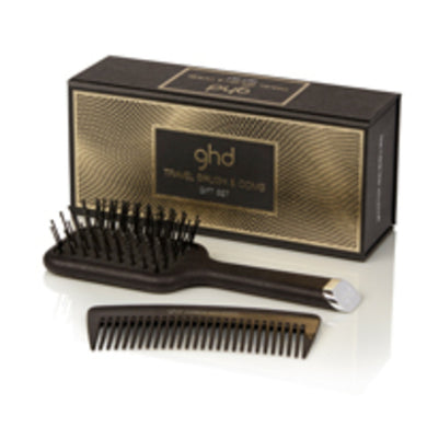 ghd Mini Travel Brush & Comb Gift Set