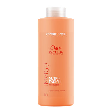 Wella Invigo Nutri Enrich Conditioner 1L