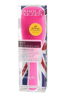 Tangle Teezer Wet Detangling White Hot Pink