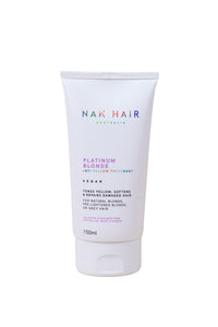 Nak Platinum Blonde Anti Yellow Treatment 150ml