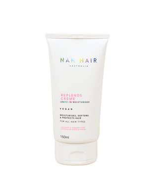 Nak Replends Creme Leave In Moisturiser 150ml