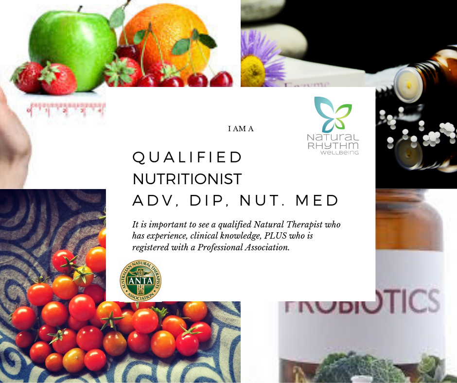 Why is it is important to see a qualified nutritionist or a complementary therapist? Weight loss naturally, and not through medication!