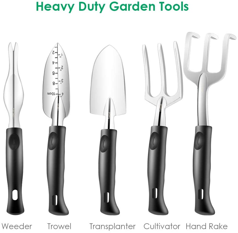Garden Tools Set Heavy Duty