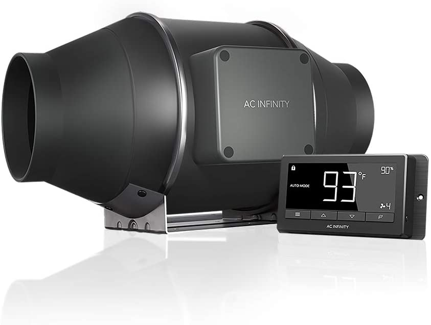 AC Infinity Ventilation Fan T4