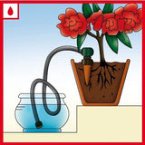 Automatic Plant Watering Stakes