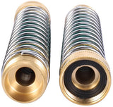Premium Brass Hose Extension Adapter