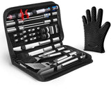 Stainless Steel Grilling Set