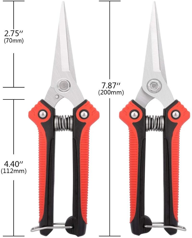 Stainless Steel Pruning Shears