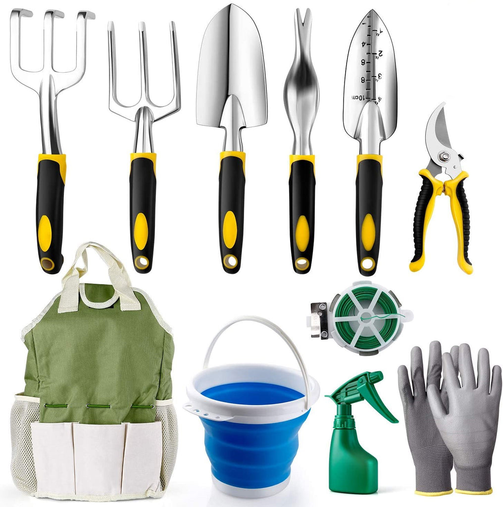 Complete Garden Tools Set