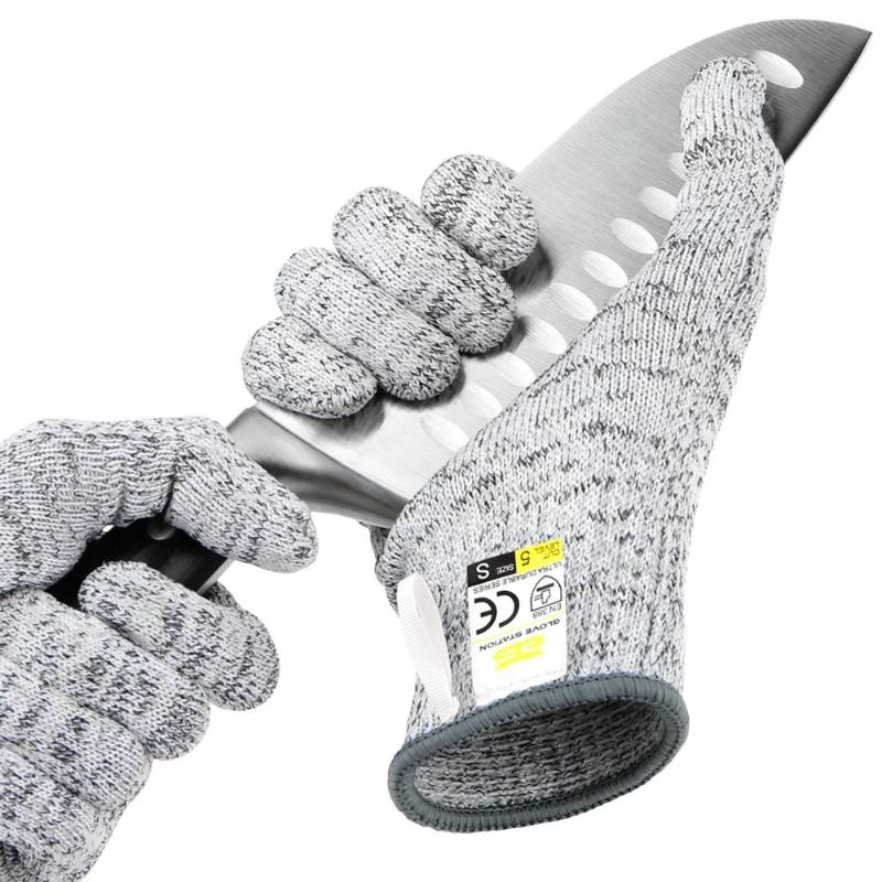 Cut Resistant Safety Gloves