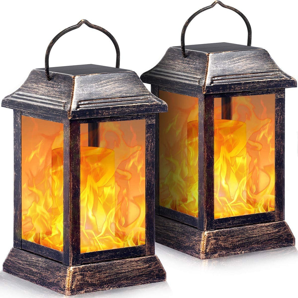 Best Solar Flickering Lantern