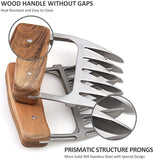 Stainless Steel Meat Claws