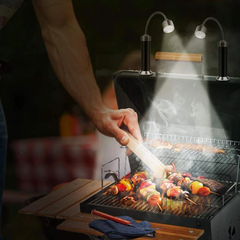 Magnetic LED BBQ Grill Light