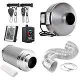 Complete Ventilation Kit 4""