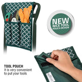 Garden Kneeler And Seat and Gloves