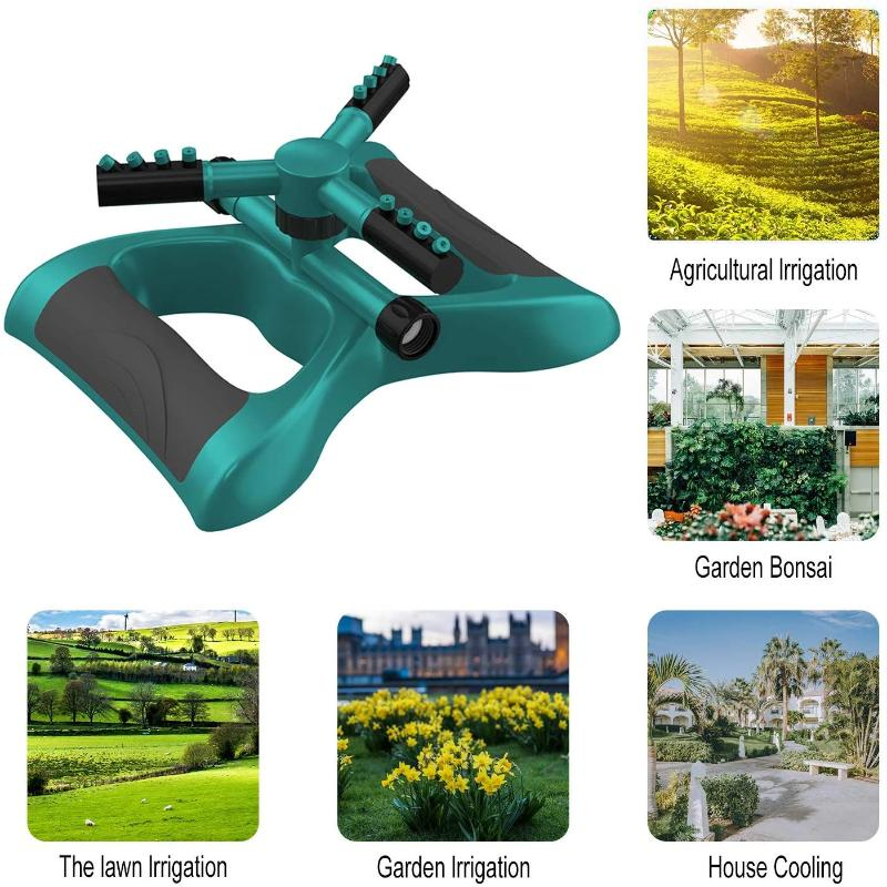 Auto Rotating Lawn Sprinkler