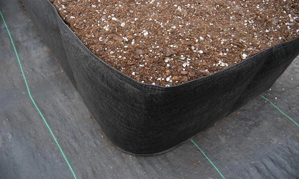 Fabric Raised Grow Beds