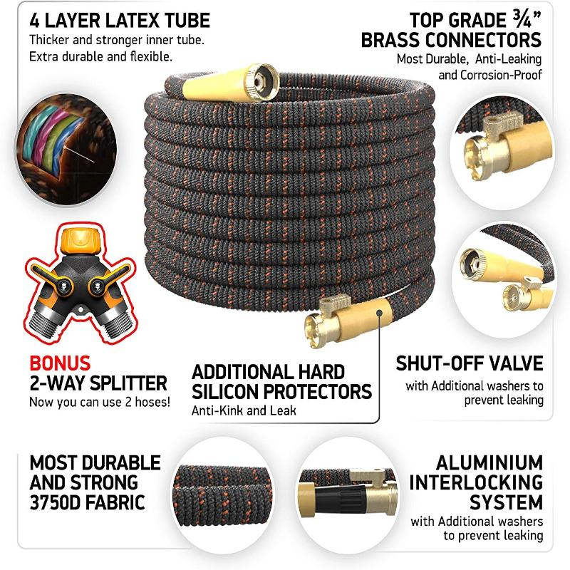 Upgraded Expandable Water Hose