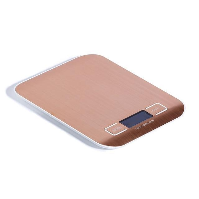 Amazing Garden Gold / 5000g-1g High Accuracy Digital Kitchen Scale 5kg/ 10kg
