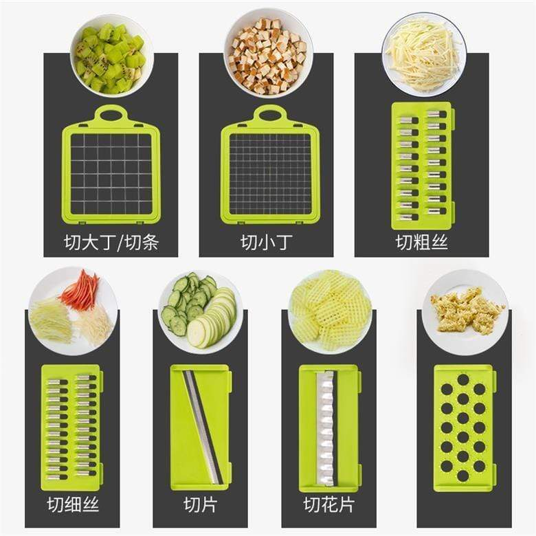 Amazing Garden Kitchen Food Vegetable And Fruit Cutter Slicer Pro
