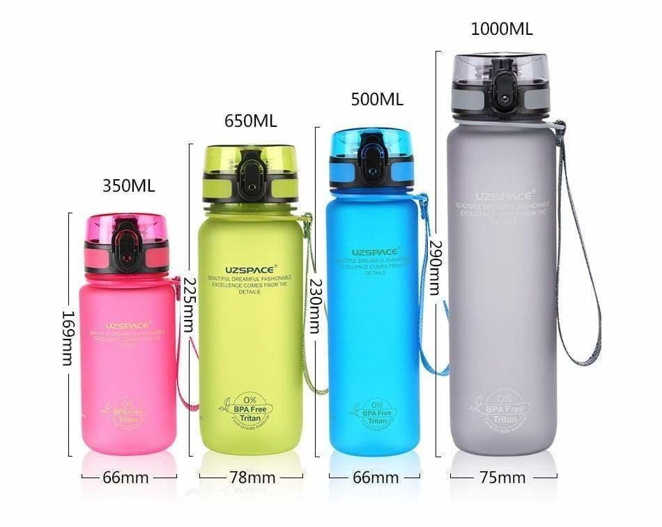 Amazing Garden Leakproof Garden/Sport Water Bottle