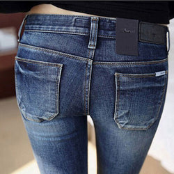 Sexy Slim Fit Jeans