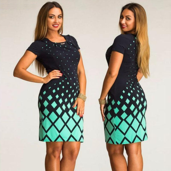Summer Fashion Bodycon Dress