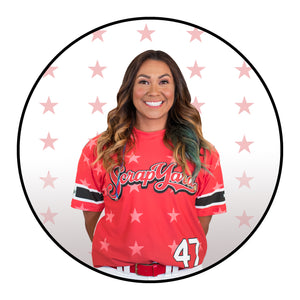 2018 Amanda Kamekona Game Worn/Autograped Jerseys
