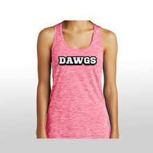 Dawgs Pink Tank Top